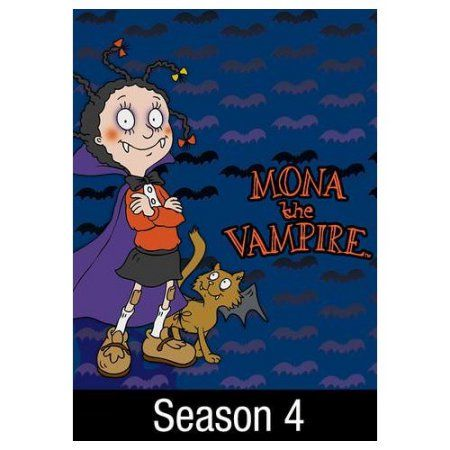 Mona the Vampire: Ghastly Gargoyles Galore/Monkey Sea, Monkey Do (Season 4: Ep. 1) (2002)