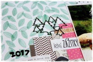 Letní barevná inspirace 2017 - II. - Nech se inspirovat...