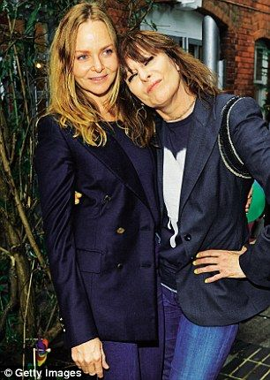~Yasmin Kerr Chrissie Hynde | Alcohol is worse than heroin and my pal Kate Moss should lose the fur ...