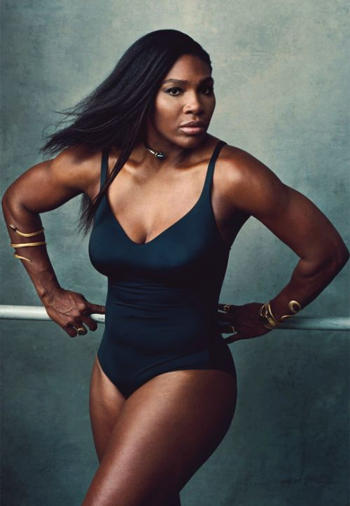 Serena Williams | The Unretiring Serena Williams, New York Magazine August 2015 Issue