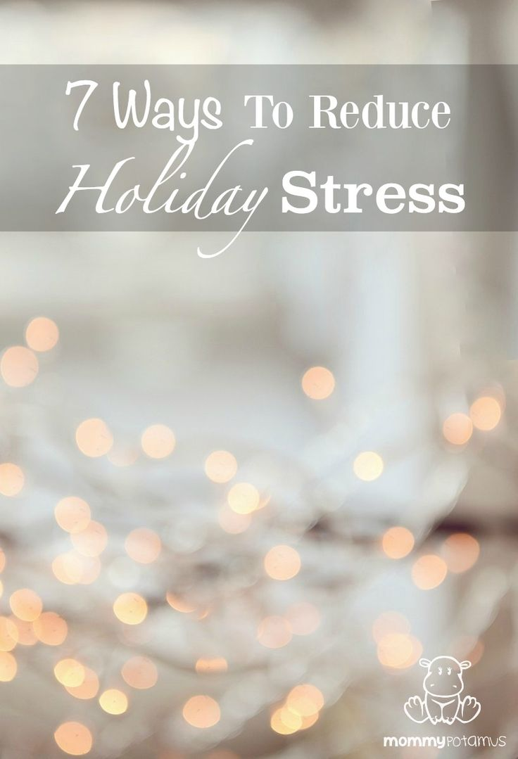 Are you feeling a bit overwhelmed instead of joyful this holiday season? These are great tips for simplifying the holidays and actually enjoying them :)