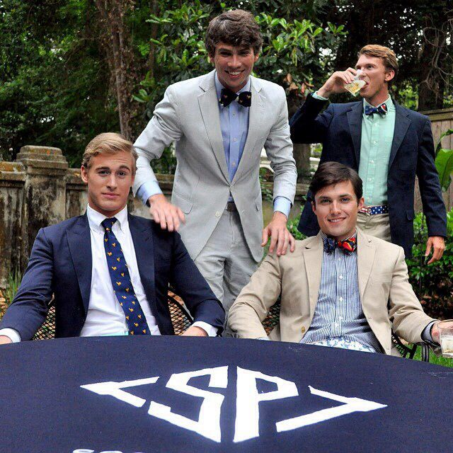 .Frat Guys Are just THE Cutest!