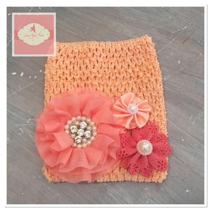 Crochet tutu top