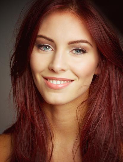 redhead amazing