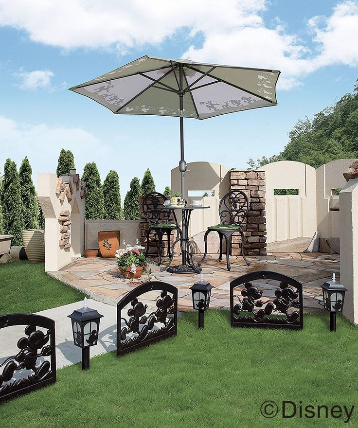 Mickey & Friends Outdoor Accessories - 373 Best Disney Backyard Refurbishment Ideas Images On Pinterest