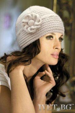 шапка OLIVIA