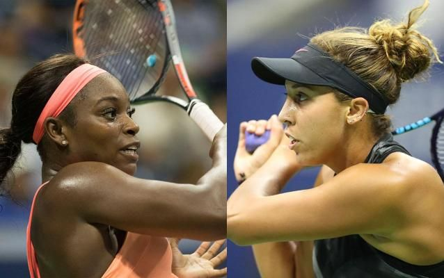 At 22 years of age, Madison Keys is the youngest American to try and win a maiden Major Final since 17 year old Serena Williams won her maiden Slam at the 1999 U.S. Open. #SloanevMadison