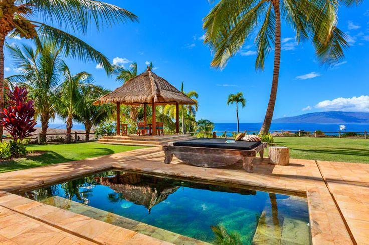 Manipura Lahaina Maui Hawaii Allluxuryvillas Villas