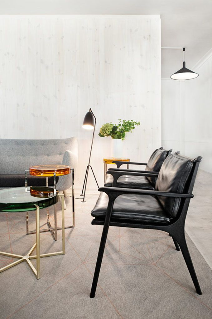 Danish Fashion and Textile Association Office - The Cool Hunter - The Cool Hunter