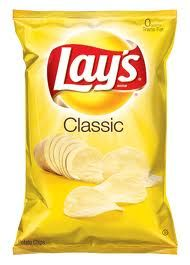 Free Full Size Bag of Lays Chips