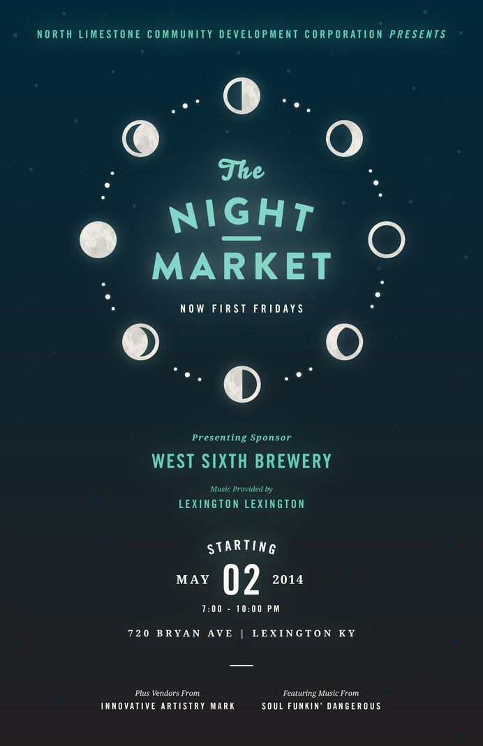 NightMarket_May in Flyer