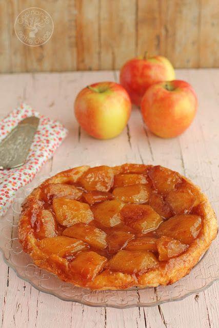 La Tarta Tatin de manzanas es probablemente la tarta más deliciosa que existe en este mundo y ha sido la excusa para estrenar mi nueva ...