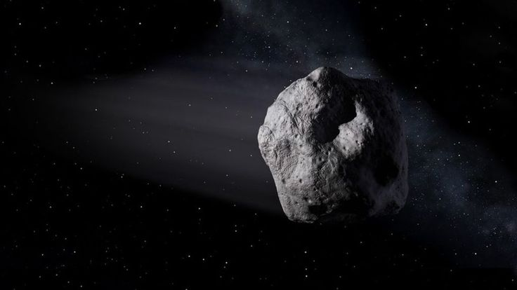 The first known asteroid to visit our Solar System from interstellar space has been given a name.