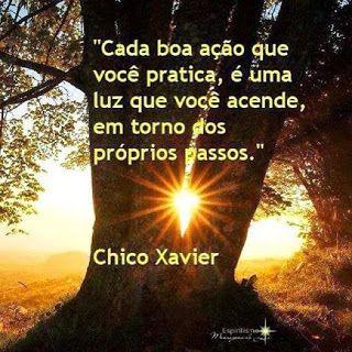 FRATERLUZ - Boa Ação (Chico Xavier)