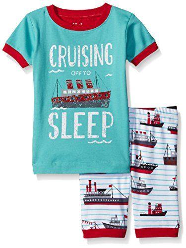 Hatley Boy's Ocean Liner Shorts Pyjama Set, Multicoloured... https://www.amazon.co.uk/dp/B017W59N3U/ref=cm_sw_r_pi_dp_x_WQQGybVZFEH6C