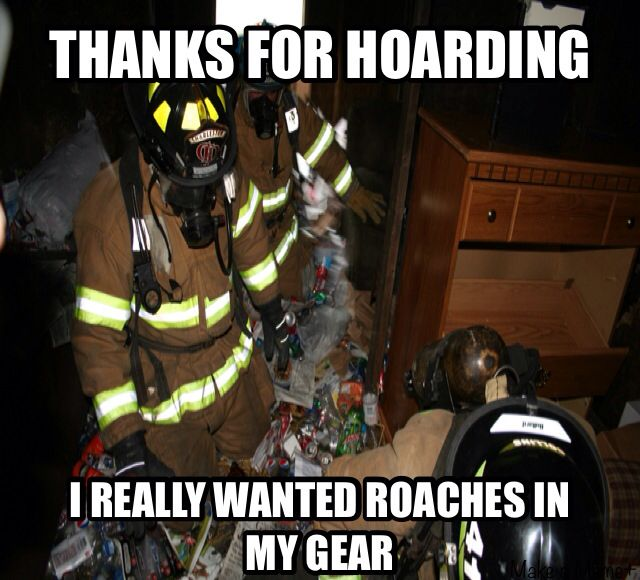 Firefighter humor ~ Re-Pinned by Crossed Irons Fitness