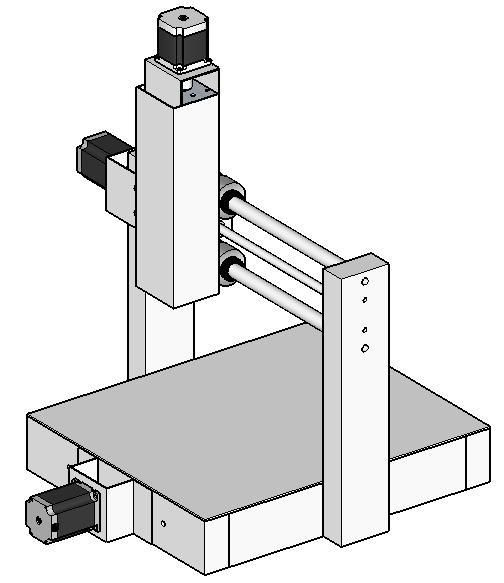 So you want to know more about how to make a CNC machine? Whether it is a 3D printer or a mil of some sort, this will take you through the basics a give you a nice idea of how they work, operate and what parts you will need or can choose from. Fist of I have built my own CNC router with a pretty good result, and currently working on a combined printer, router and laser cutter. What is this CNC stuff anyway? CNC stands for Computer Numerical(ly) Controlled in short, it works with your…