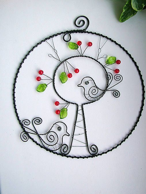 krásna dekorácia od ZUDOS / keď dozrejú čerešne