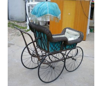 1800 S Victorian Era Baby Carriage Baby Buggy Carriages