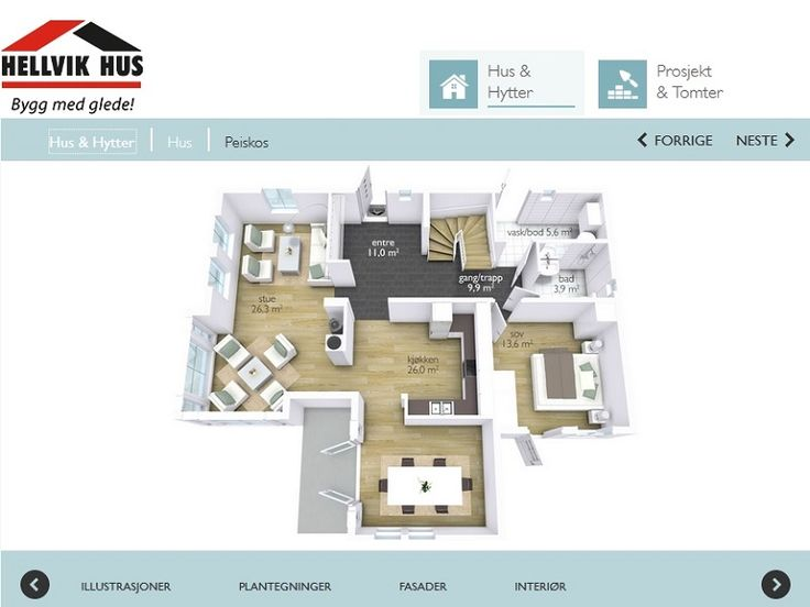 127 best images about home building with roomsketcher on for Home builder interactive floor plans