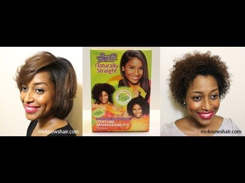 I've Seen Kinky Hair to Straight Hair Before. But This Is Something Else. Review Inside!
