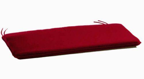 Arketicom 2 Cuscini Per Sedie Panche Bancali e Banchetti Rettangolari CON LACCI Antiscivolo 50-50 Fatti su Misura in Misto Colore Rosa Fucsia cm 40x80x3 (cuscino sedia bancale banco panca panchina casa giardino): Amazon.it: Giardino e giardinaggio