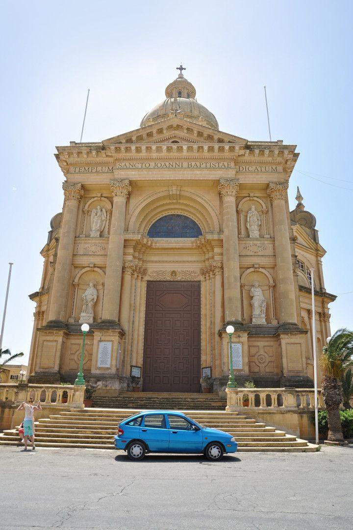 Xevkija Church (Malta, Gozo)