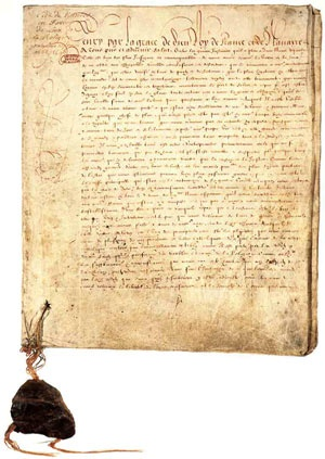 The Edict of Nantes issued by Henry IV of France, granted the Calvinist Protestants of France (also known as Huguenots) substantial rights in a nation still considered essentially Catholic. In the Edict, Henry aimed primarily to promote civil unity.The Edict separated civil from religious unity, treated some Protestants for the first time as more than mere schismatics and heretics, and opened a path for secularism and tolerance. Henry's grandson, Louis XIV, annulated it.