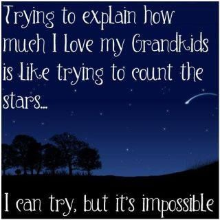 #love #grandkids #try #impossible #quote