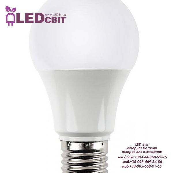 Лампа светодиодная Ledmax BULB 15W E27 4200K http://led.in.ua/market/lamps-led/lamps-led-e27/ledmax-bulb-15w-e27-4200k-detail.html  Светодиодная лампочка Ledmax BULB(A60) - это новое поколение экономного освещения. LED лампочка имеет форму классической лампы накаливания. Источником света являются мощьные диоды последнего поколения SMD 5730. Корпус лампы выполнен из композитного материала - алюминий в капсуле из высококачественного поликарбоната. Данная конструкция имеет высокие показатели…