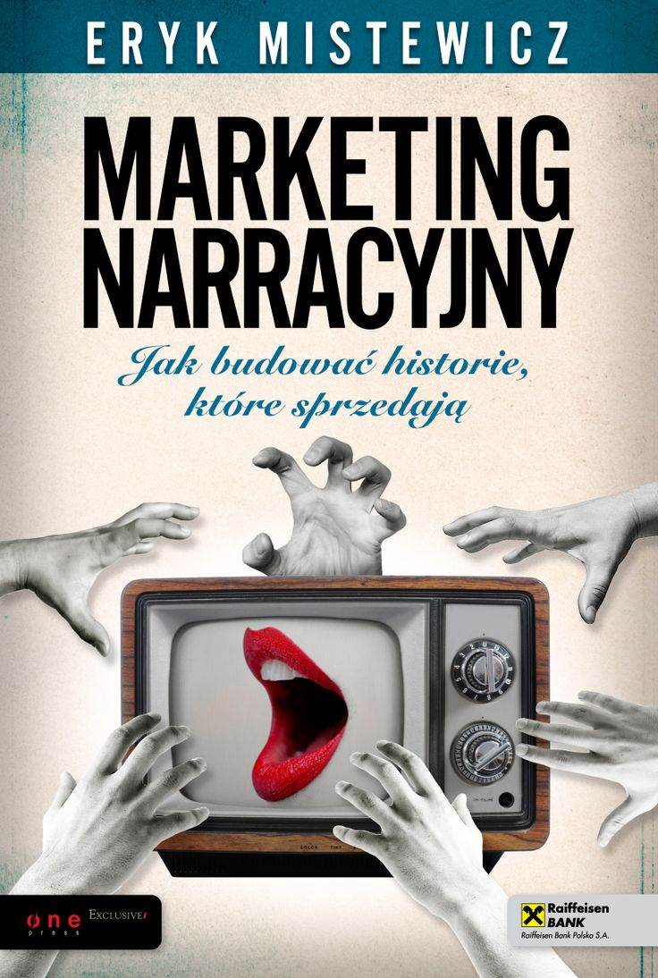 Marketing narracyjny - Eryk Mistewicz