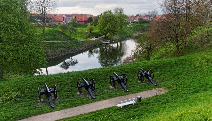 Fredericia Ramparts - Fredericia, Denmark | Flickr - Photo Sharing!