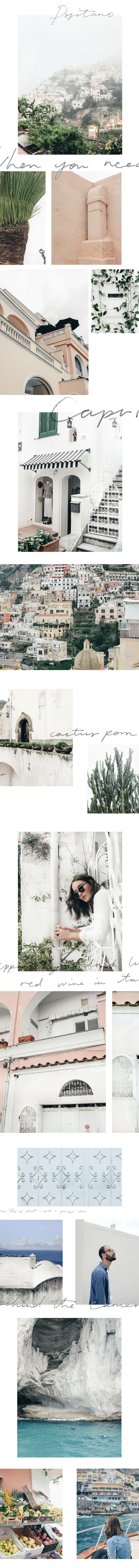 Positano Travel Guide | Italy Travel Tips