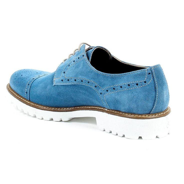 41 EUR - 8 US V 1969 Italia Mens Brogue Oxford Shoe