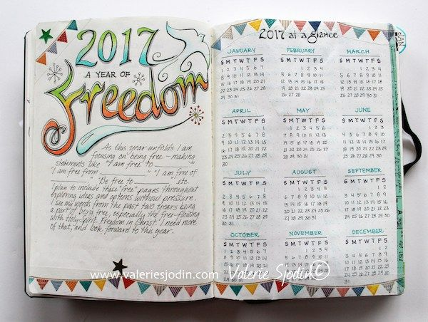 FREE - a Hopeful, Surprising Word of the Year Everyday-Yearly