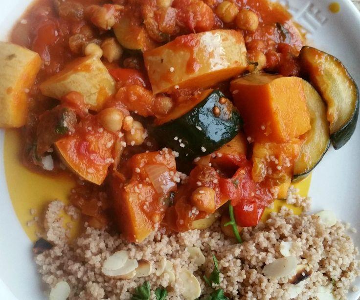 Tajine   Vegetarisch eten is een feest!