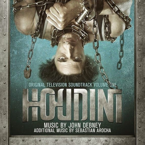 Timmy Thick Theme Song By Michael Jones: Houdini Two Volume CD Soundtrack Released Today