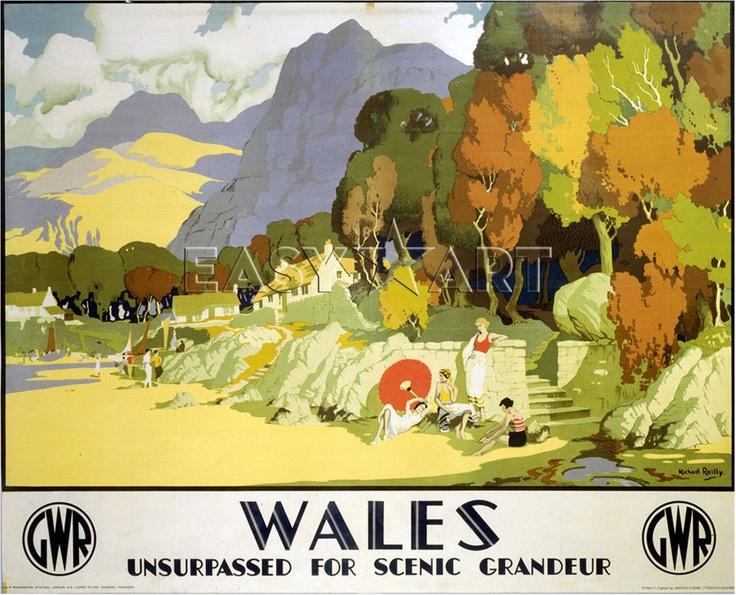 Wales - Scenic Grandeur