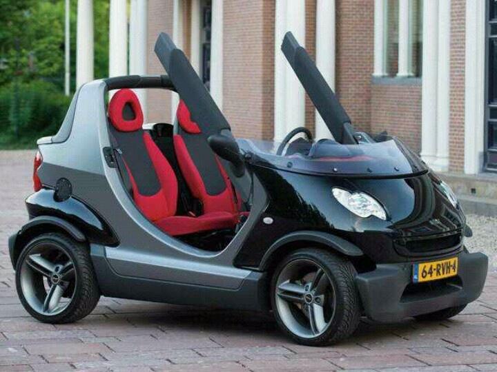 Crossblade smart car