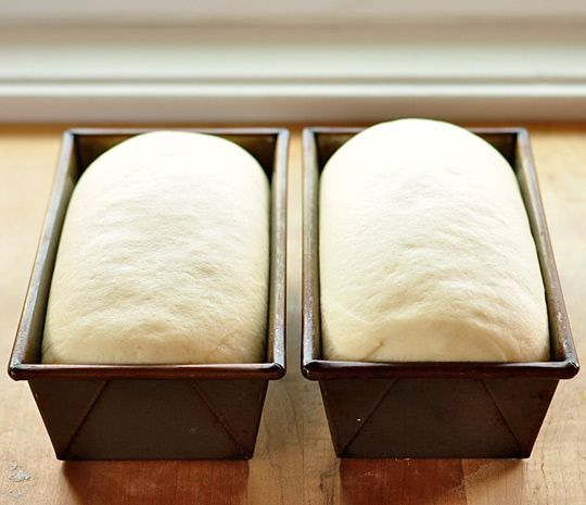 To Make Basic White Sandwich Bread — Cooking Lessons from | Bread ...