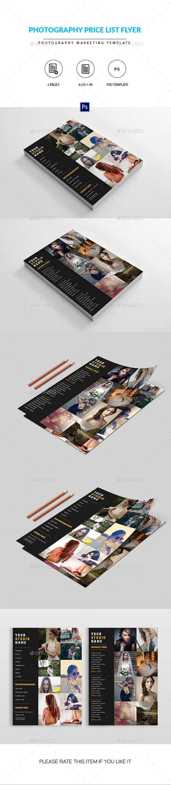 marketing flyers examples