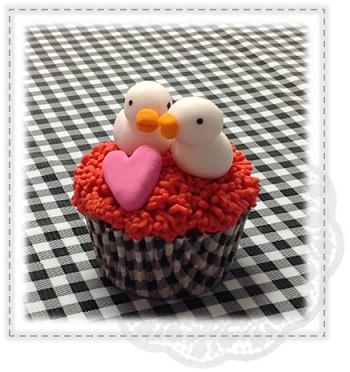 Badeendjes & Cupcakes...