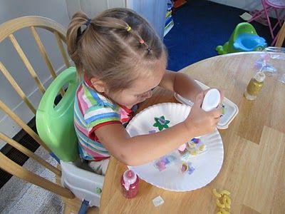 Kingdom First Homeschool: Homeschool Preschool Wrap-up