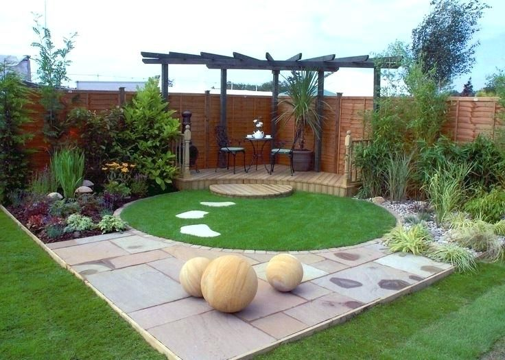 Corner Landscaping Ideas Great Small Garden Landscape Best Ideas About Corner Landsc Small Garden Landscape Courtyard Gardens Design Contemporary Garden Design