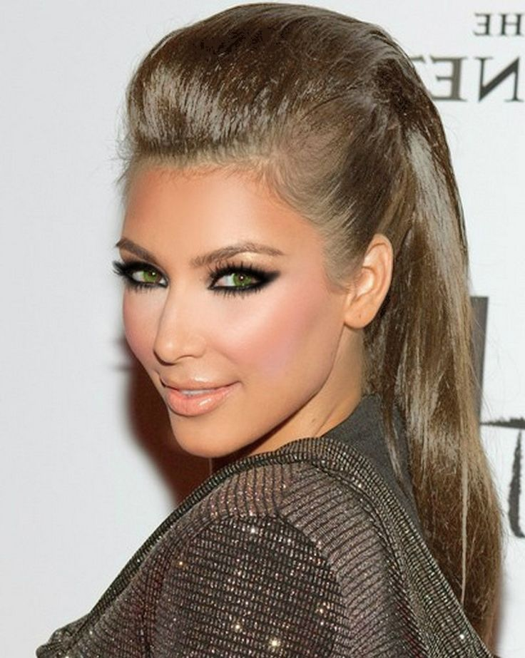 kim kardashian - Ash blond Hair Color and NARS Riviera The Multiple Multi-Purpose Stick - modificationphoto's Makeover - TAAZ.com
