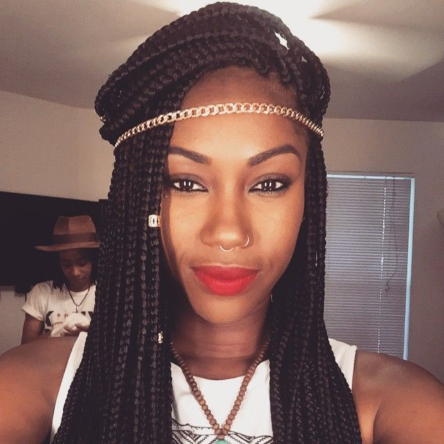 Fabulous Long Box Braids Hairstyles | Hairstyles 2016, Hair Colors and Haircuts