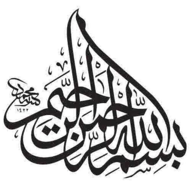 Gambar Kaligrafi Bismillah Dan Contoh Tulisan Arab Islam Seni