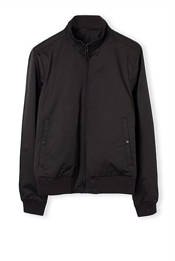Zip Through Jacket