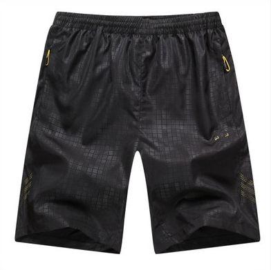 Шорты для бега мужчины открытый походы шорты до колен черный quick dry лето шорты pantalones cortos hombre коррер