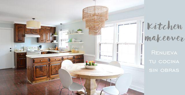 las 25 mejores ideas sobre pintando armarios de cocina en